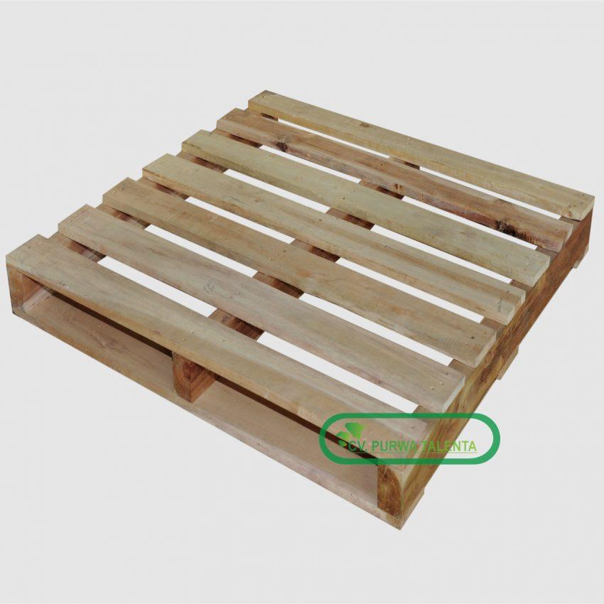 jual pallet kayu bekas murah